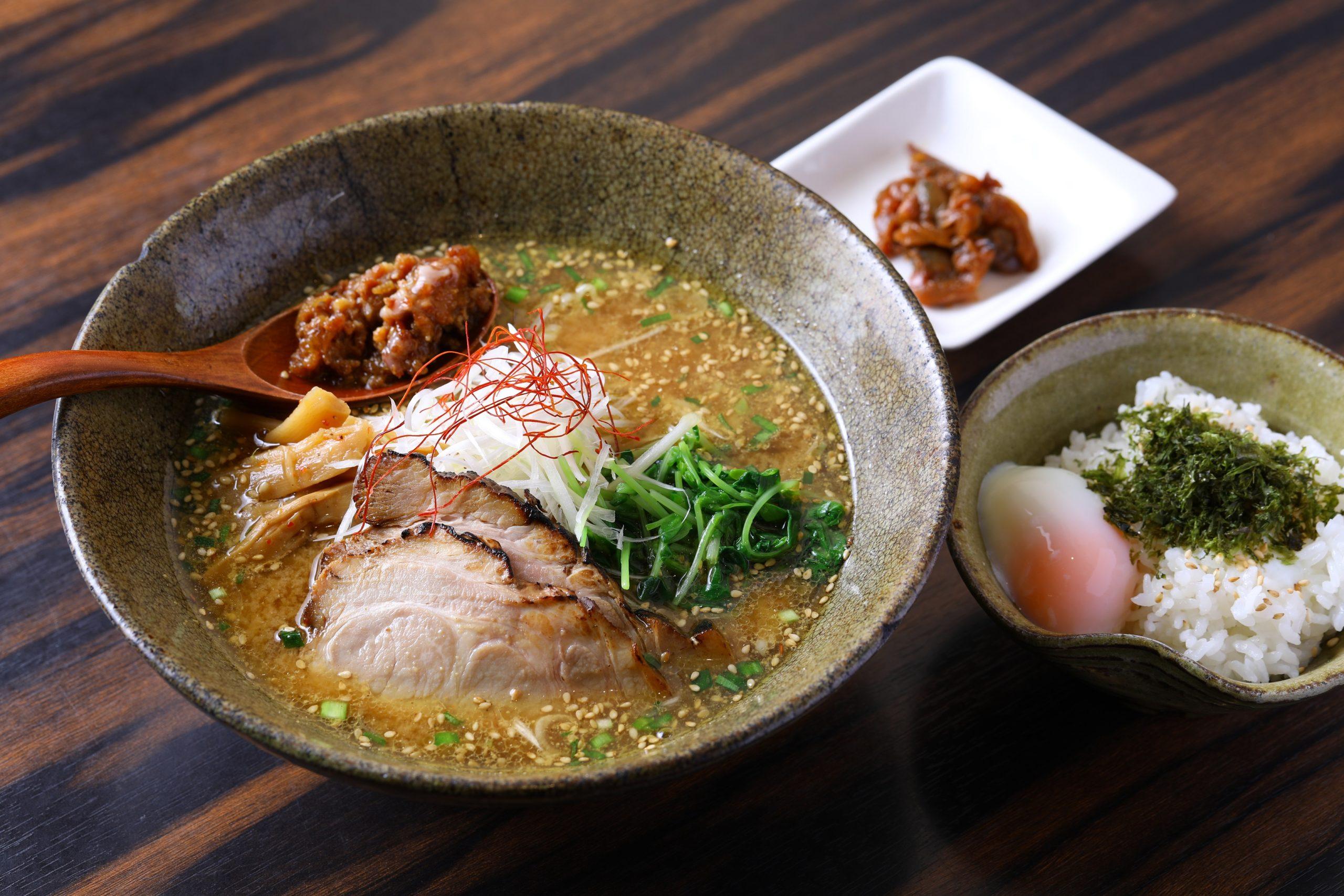 九段味噌拉麺